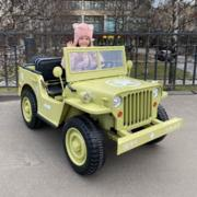 Jeep Willys YKE 4137